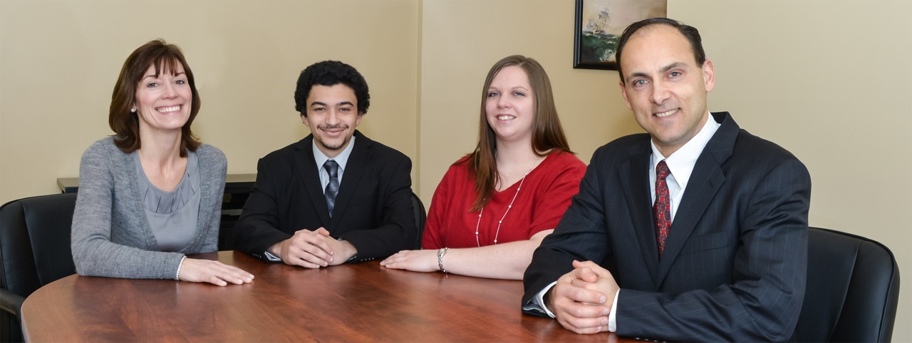 Meola Law Firm group photo